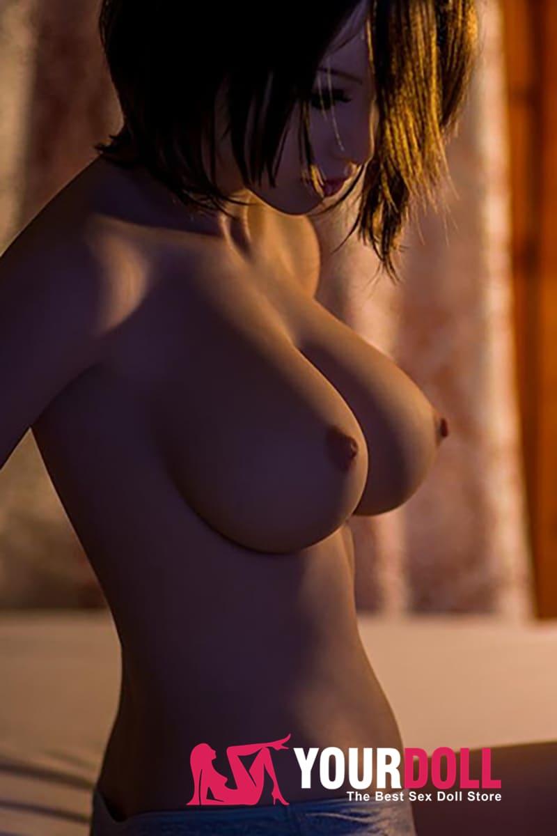 WMDOLL 美奈子  140cm  Dカップ #20 ブラウン肌 セックス 人形