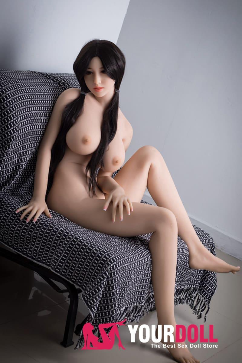WM Dolls 美和子  168cm  Fカップ #53 ノーマル肌  ダッチワイフ 巨乳