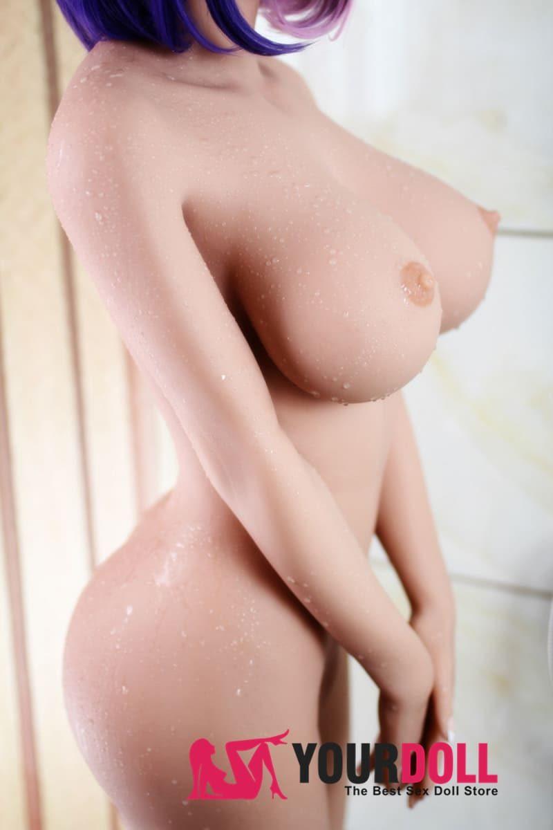 WM Dolls アミ  168cm  Fカップ  #53 ブラウン肌 爆乳 ダッチワイフ