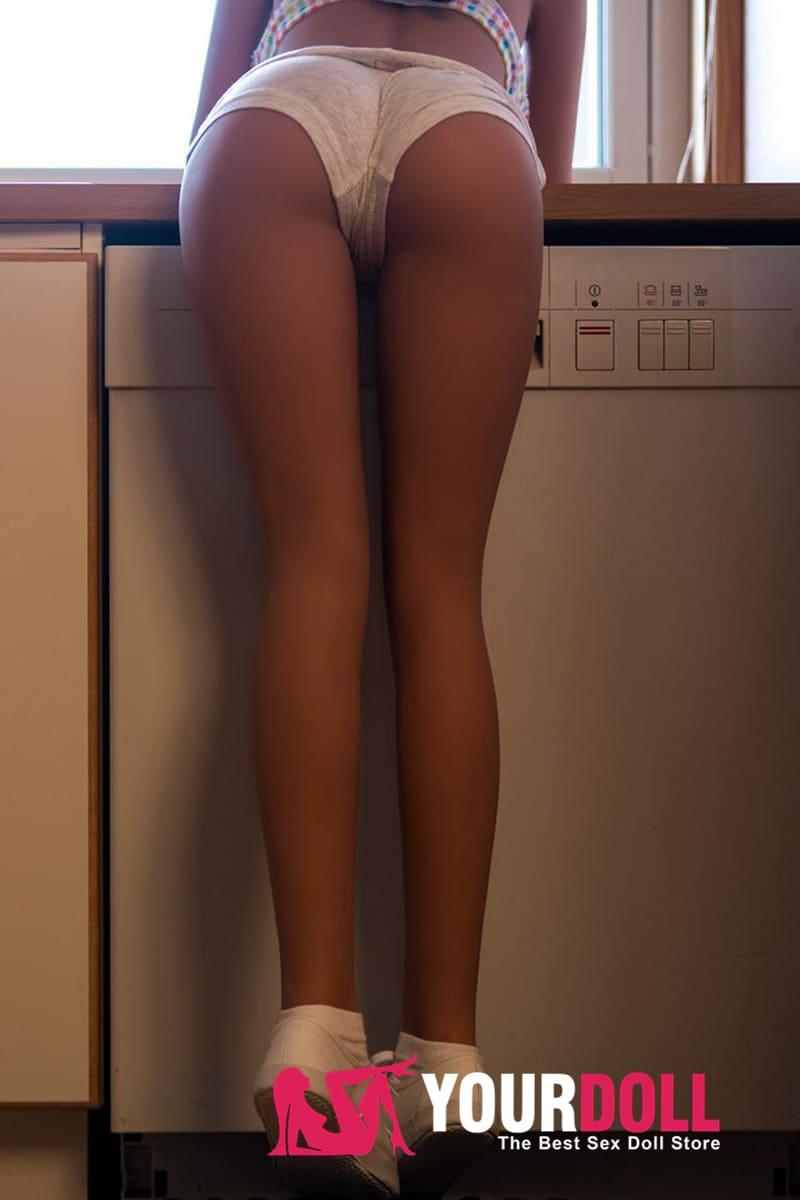 WM Dolls 美紀  140cm  Dカップ #36 ブラウン肌 ダッチワイフ