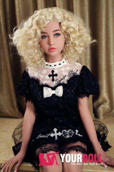 WM Dolls  結愛 156cm Bカップ  #20 ブラウン肌 ラブドール