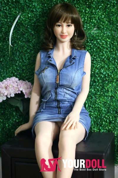 WM Dolls  直  145cm  Eカップ  #169  ノーマル肌  セックス ダッチワイフ