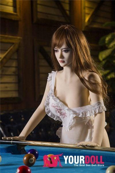 QitaDoll  Liuqian 158cm 小胸 超リアルラブ人形