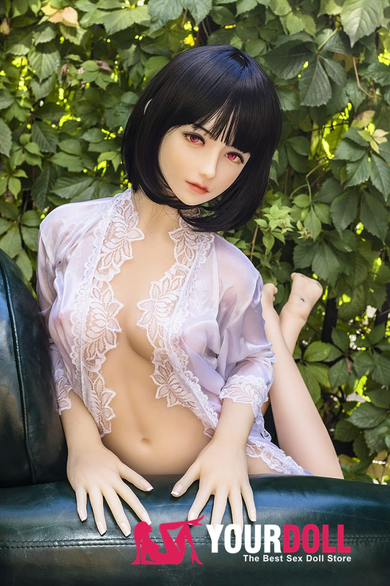 WM Dolls  理香子  156cm  Bカップ  #153   ノーマル肌 リアルラブドール