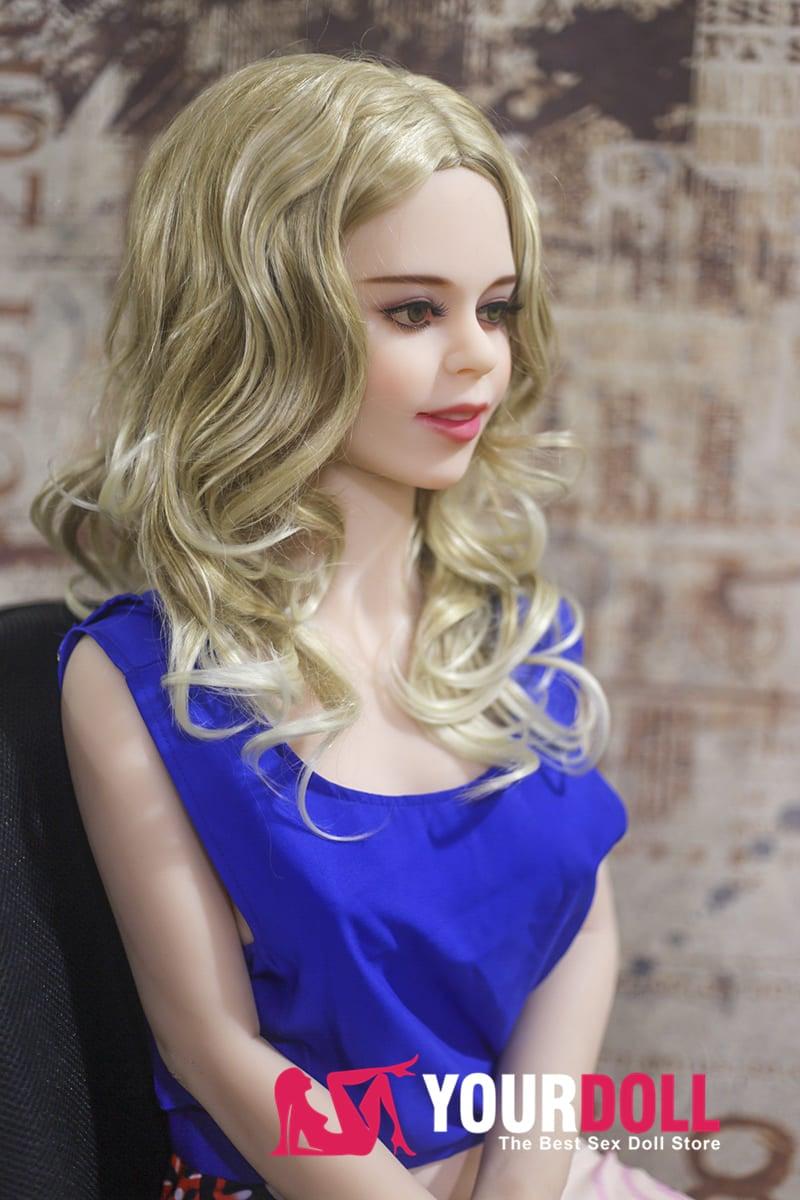 WM Dolls  有理  156cm  Bカップ  #134  ノーマル肌 微笑 リアル ドール