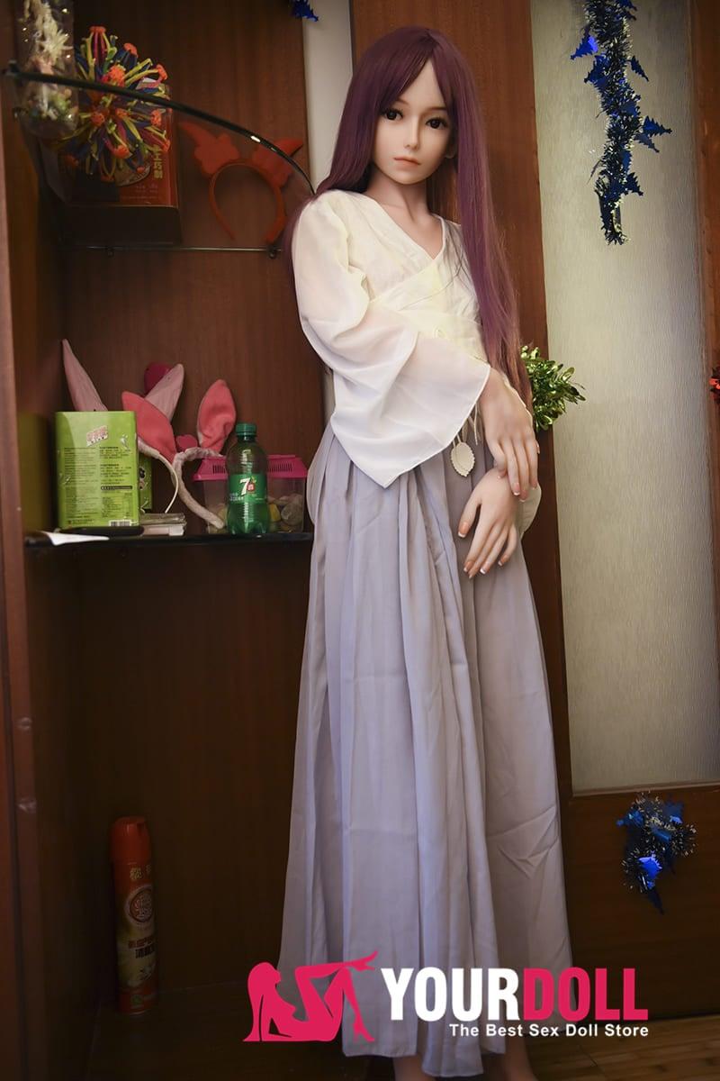 WM Dolls  桜子 158cm Aカップ  #153  ノーマル肌  リアル ドール
