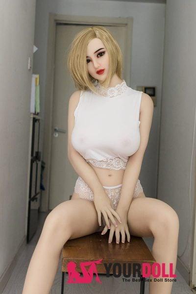 WM Dolls  マオ  168cm  Fカップ  #219  ノーマル肌  爆乳 ダッチワイフ