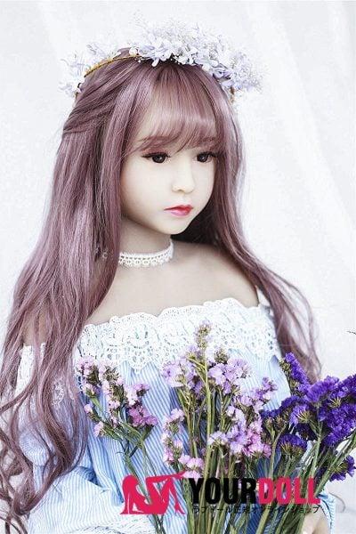 絵麻 128cm  天然美少女 SEX人形