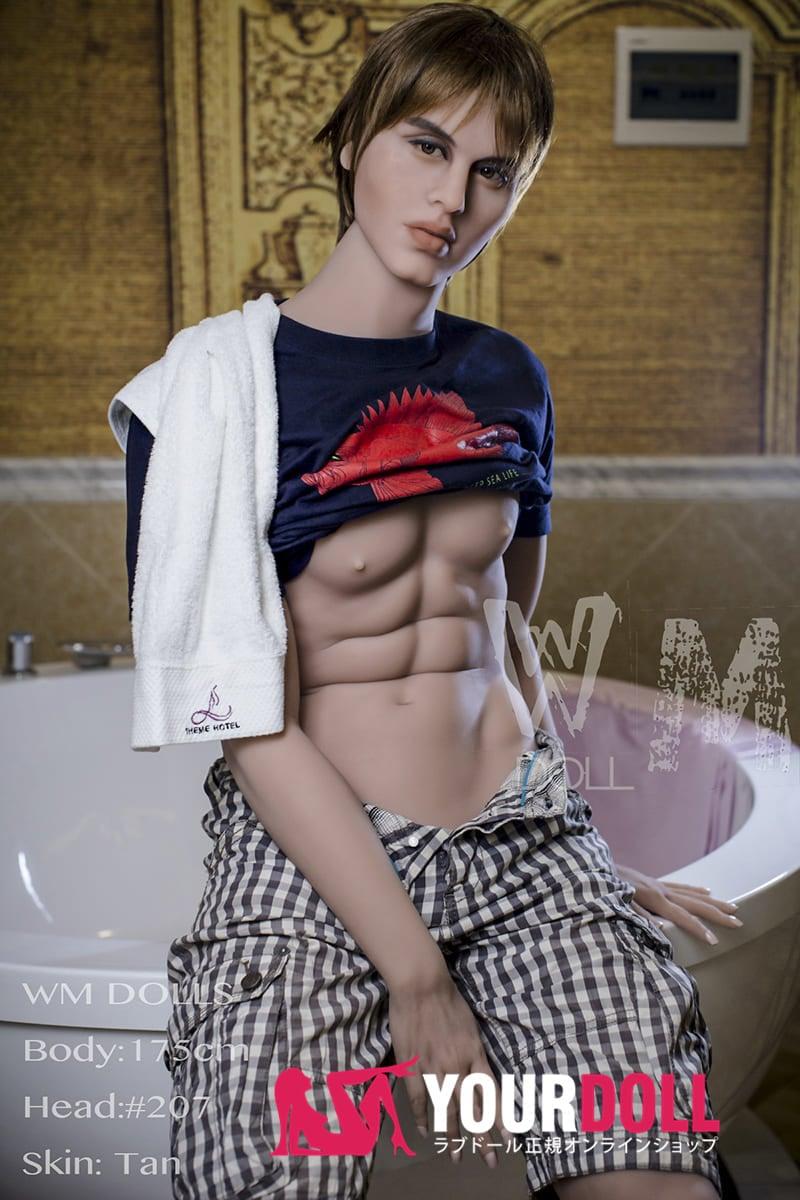 WM Dolls  ハリー 175cm  男性型ラブドール