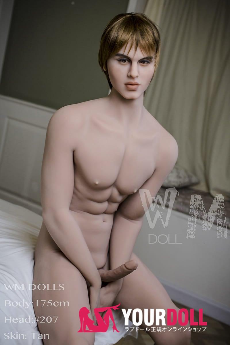 WMドール  ハリー 175cm  男性型ラブドール