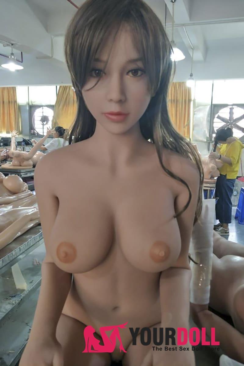 WMDOLL 亜美  140cm  Dカップ #56 ブラウン肌 セックス人形