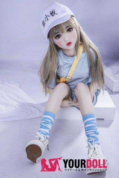 萌 125cm 無垢な可愛い子供 妹系ドール