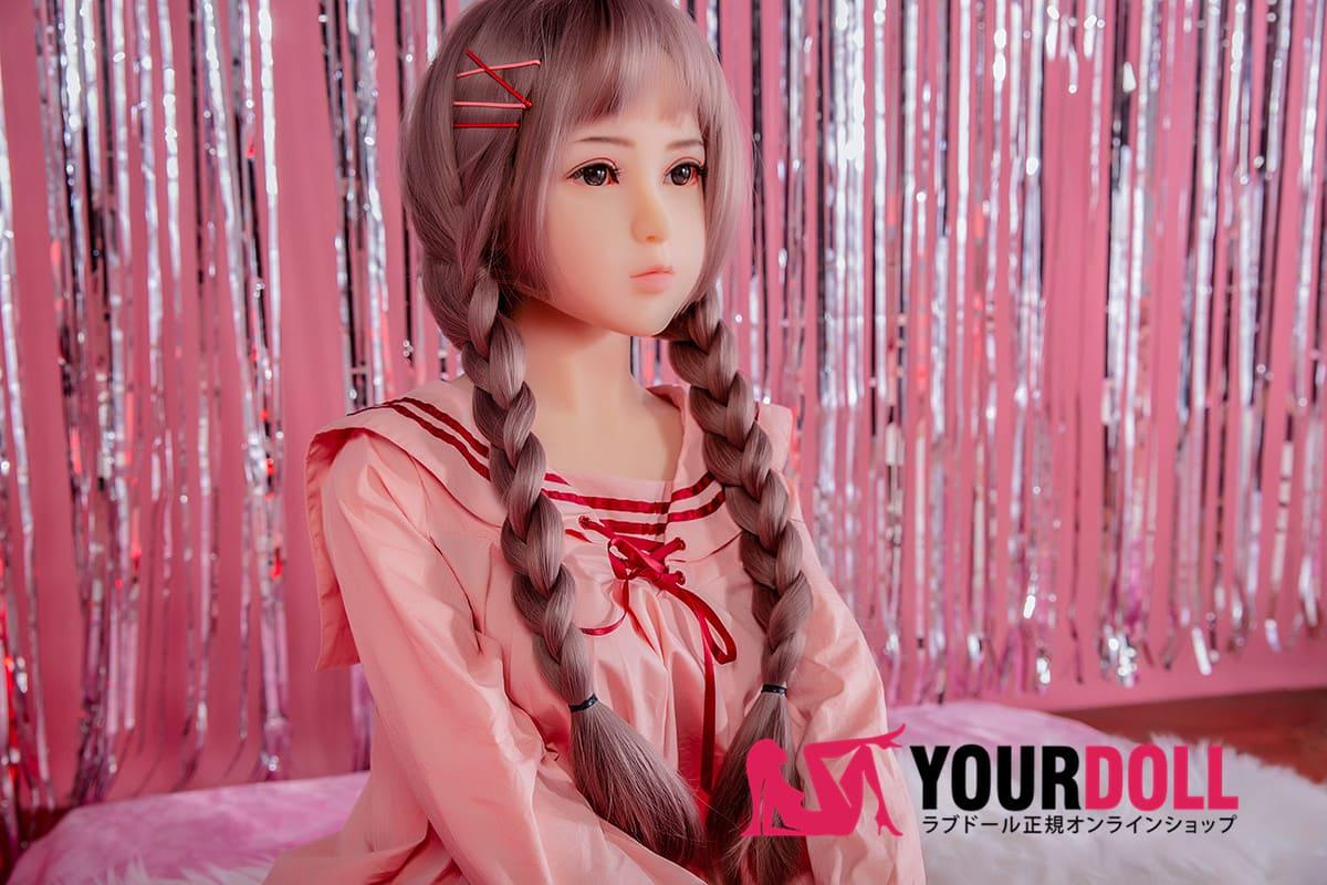 瑠花 130cm  三つ編み可愛い系女子ドール