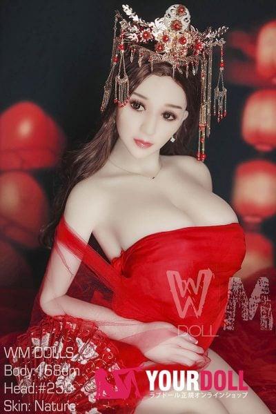 WM Dolls  月奈 168cm  Fカップ  #253 ノーマル肌 美人ラブドール