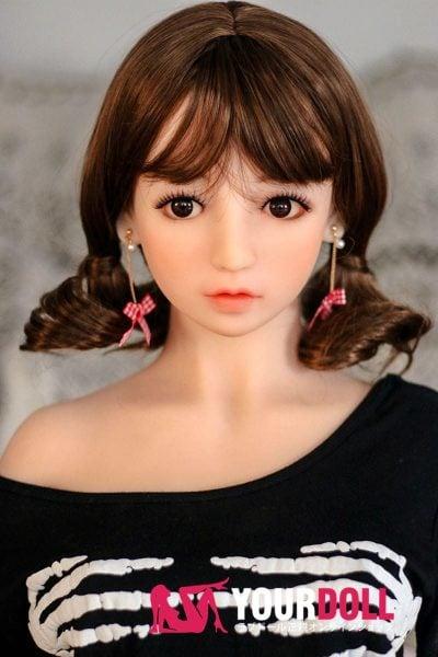 WM Dolls  萌仁香 156cm  Bカップ #225 ノーマル肌 セックス ドール