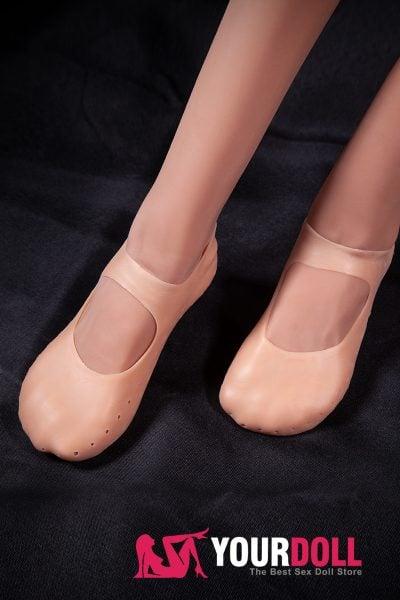 医療用シリコン 靴 クッション 衝撃吸収 中敷き インソール ラブドール専用の保護靴下