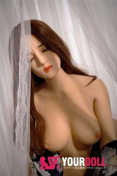 QitaDoll Jieyou 168cm 小胸  女優似ているアダルト ドール
