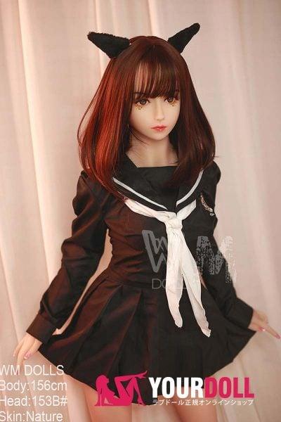 WM Dolls  桃恵  156cm  Bカップ #153 ノーマル肌   美少女JK 貧 乳 ラブドール