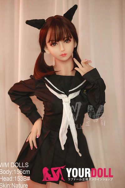 WMドール  桃恵  156cm  Bカップ #153 ノーマル肌   美少女JK 貧 乳 ラブドール
