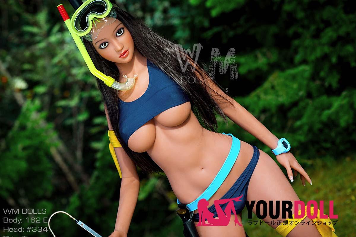 WMDOLL  Maya 162cm  Eカップ  #334 褐色肌の水着美人 ドール