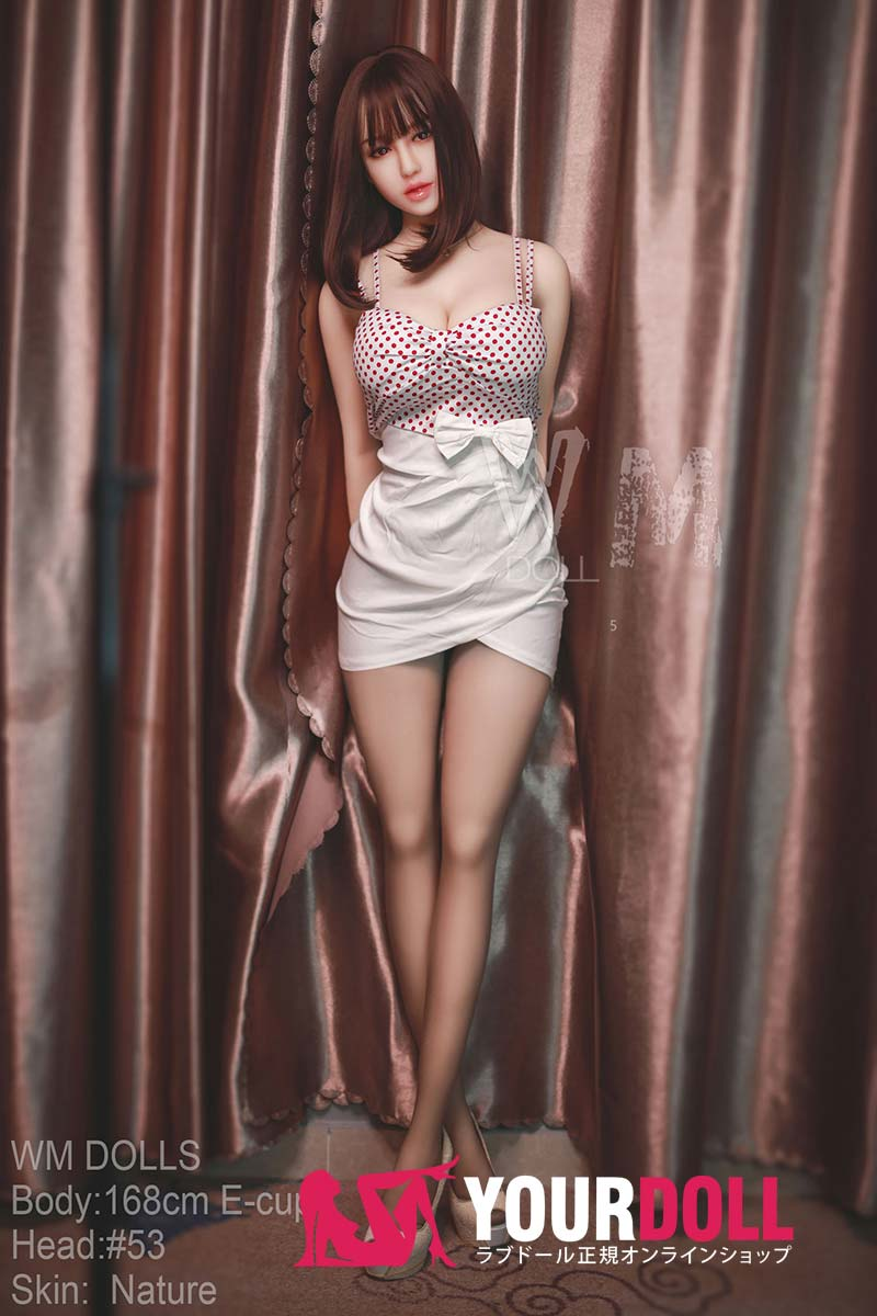 WMDOLL  えれな 168cm  Fカップ #53  ノーマル肌  自然肌の美人若妻 リアルラブドール