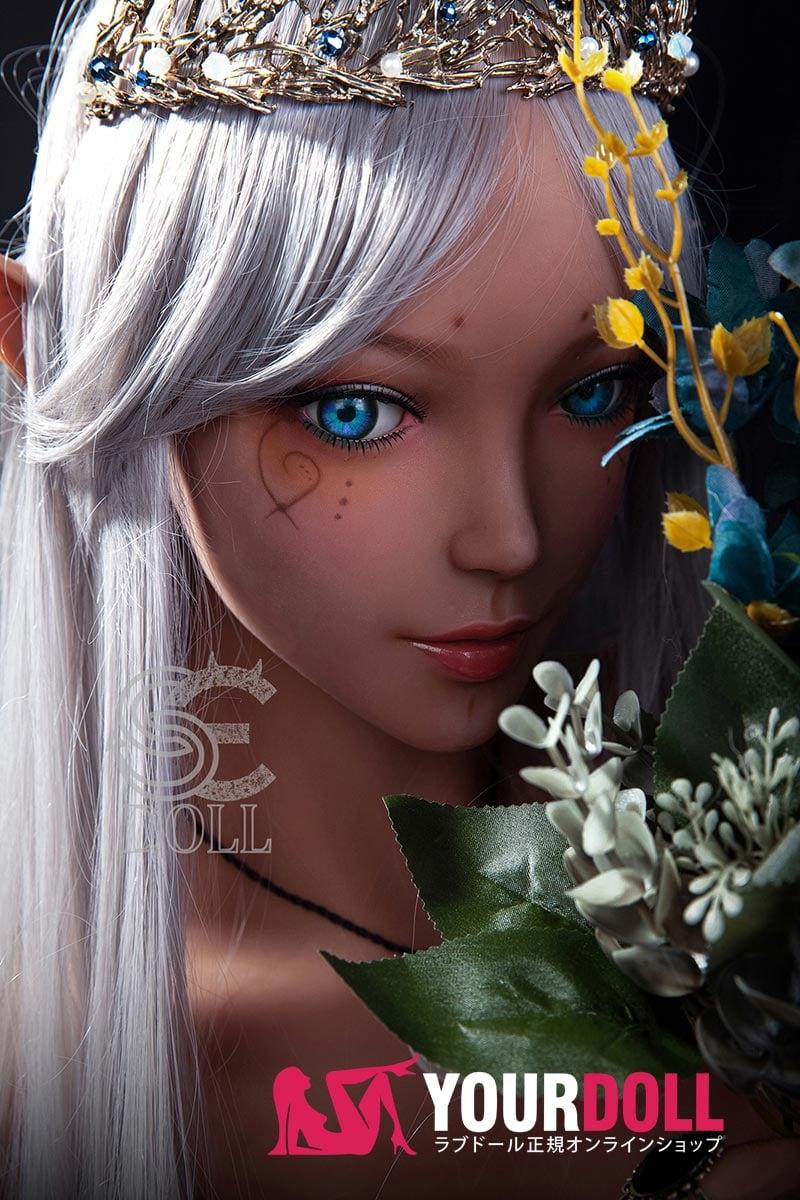 SEDOLL  Amanda 150cm Eカップ  エルフ ブラウン肌 リアルドール(Sex Bot Doll )