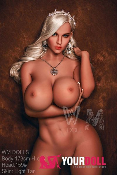 WM Dolls  Neela 173cm  Hカップ  #159  小麦色  ラブドール 爆乳