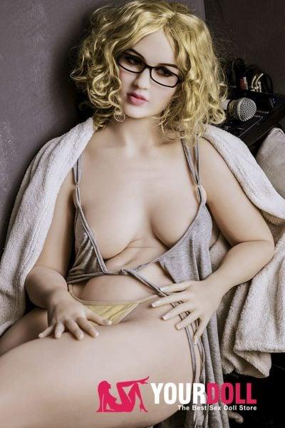 WM Dolls Masha 156cm Bカップ #156  ノーマル肌 肥満型 tpe ラブドール