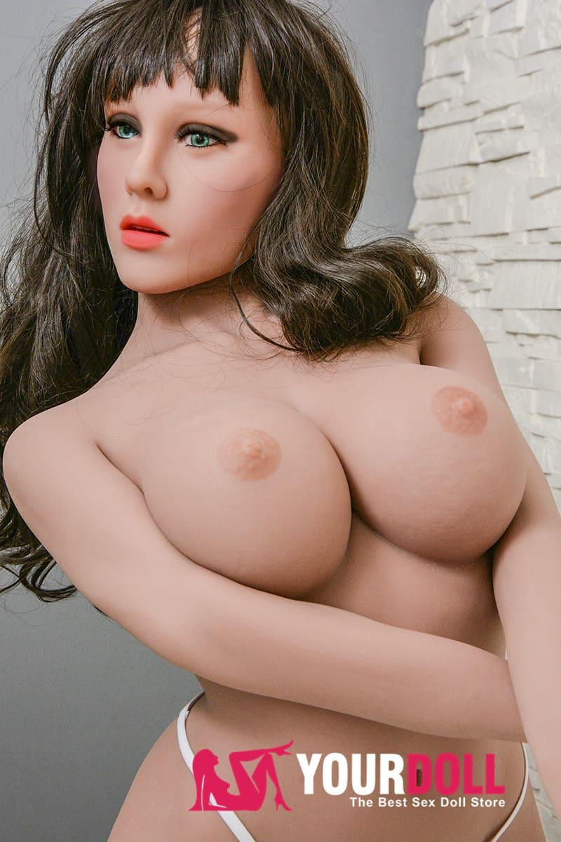 YL DOLL Kylie 135cm  Dカップ #008  ブラウン肌   大人のオモチャ