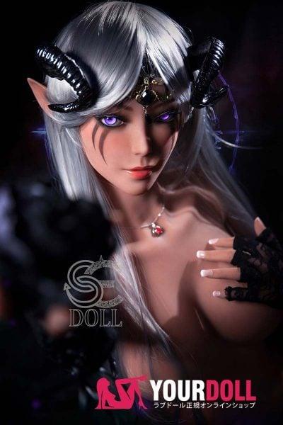 SEDOLL Siren 150cm Eカップ  SE#022 ダークエルフ ブラウン肌 ラブドール(Sex Bot Doll )