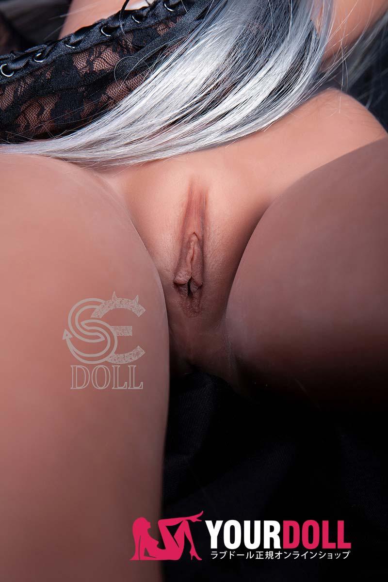 SEDOLL Siren 150cm Eカップ  ダークエルフ ブラウン肌 ラブドール(Sex Bot Doll )