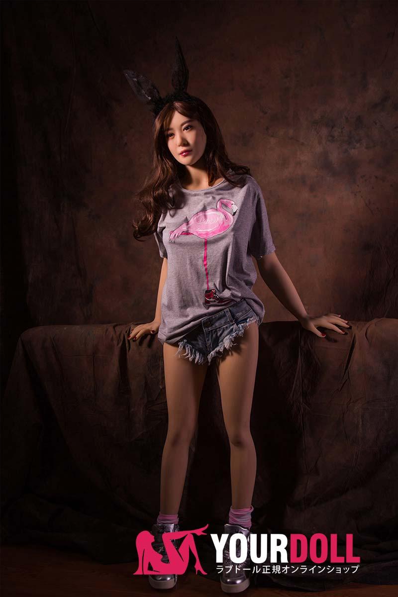 QitaDoll Caibin 160cm 韓国パーソナリティ等身大ラブドール ノーマル肌