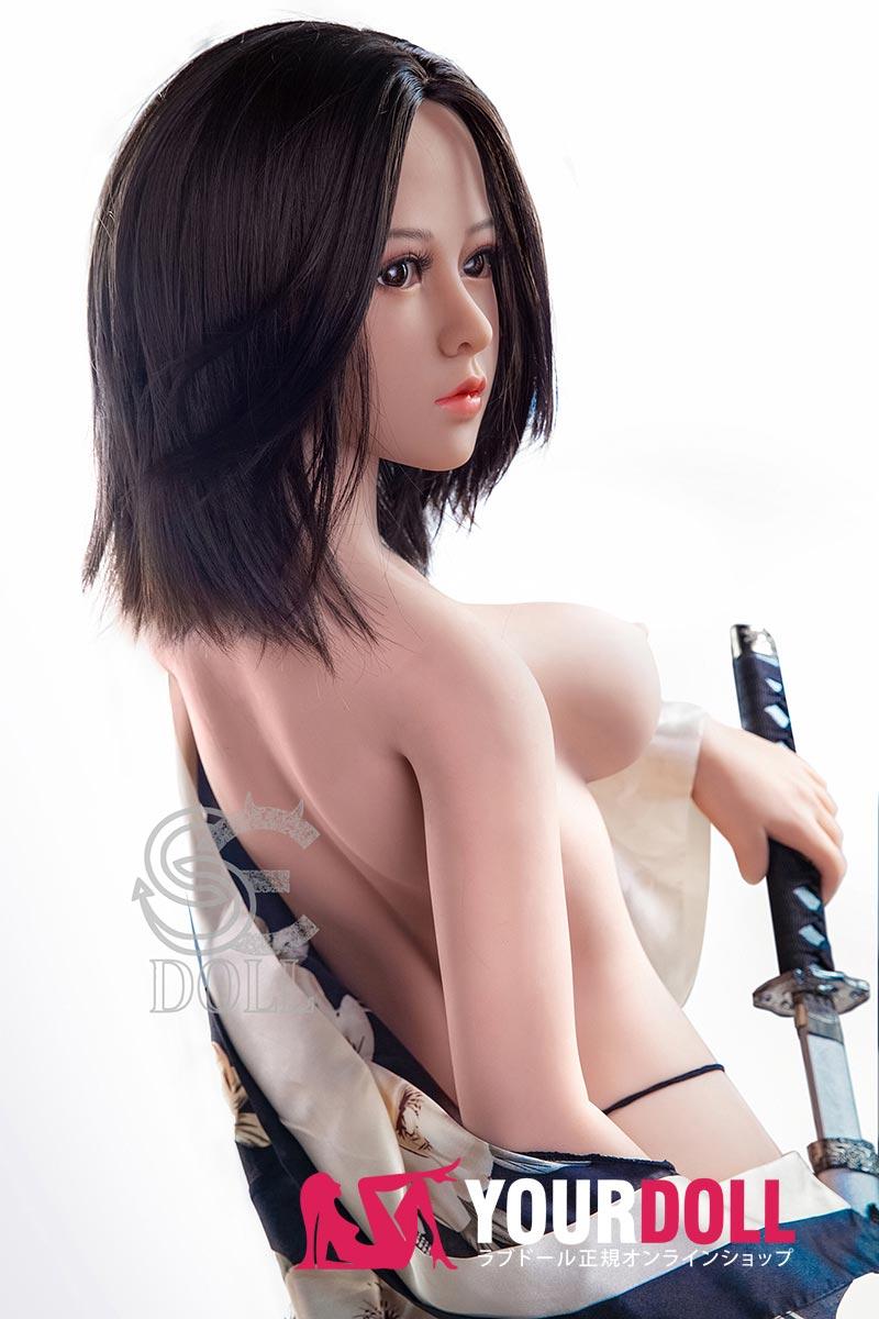SEDOLL  舞桜 156cm  Eカップ ブラウン肌 刀剣女子ダッチワイフ コスプレ