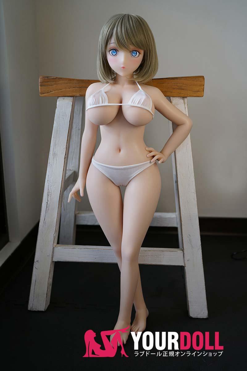 DH168  Shiori  80cm  Gカップ  ホワイト肌 アニメ顔 tpe ラブドール