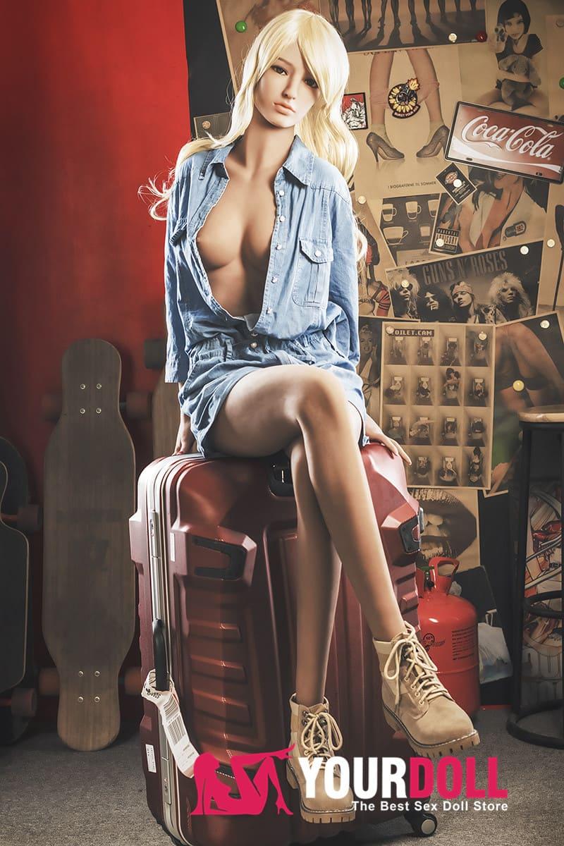 WM Dolls  Nala  166cm  Bカップ #167  ブラウン肌  ラブドール 通販