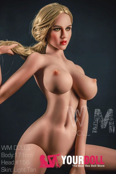 WM Dolls  Avianna  171cm  #156 小麦肌  美人お姉さん超 リアル ラブドール