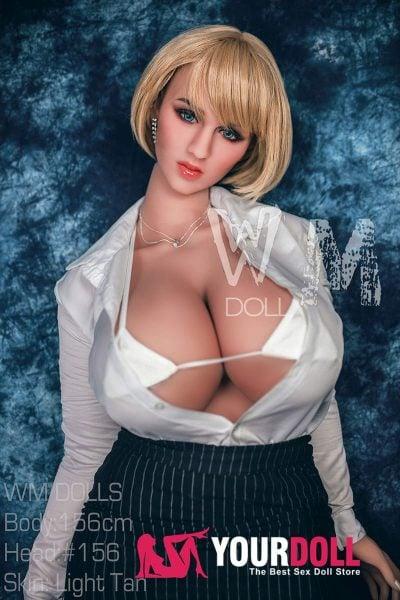 WM Dolls  Idella  156cm  Mカップ  #156  小麦肌  ダッチワイフ 巨乳