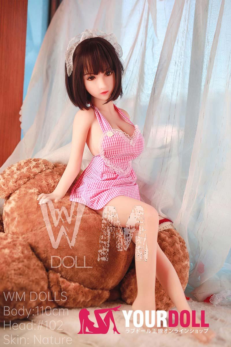 WM Dolls  純 110cm  Gカップ  #102   ノーマル肌 ラブドール 小学生