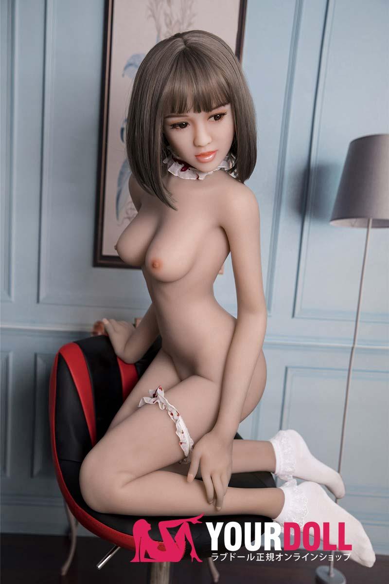 SMDOLL  アヤノ 149cm  #19   小麦肌  リアル ドール 貧 乳