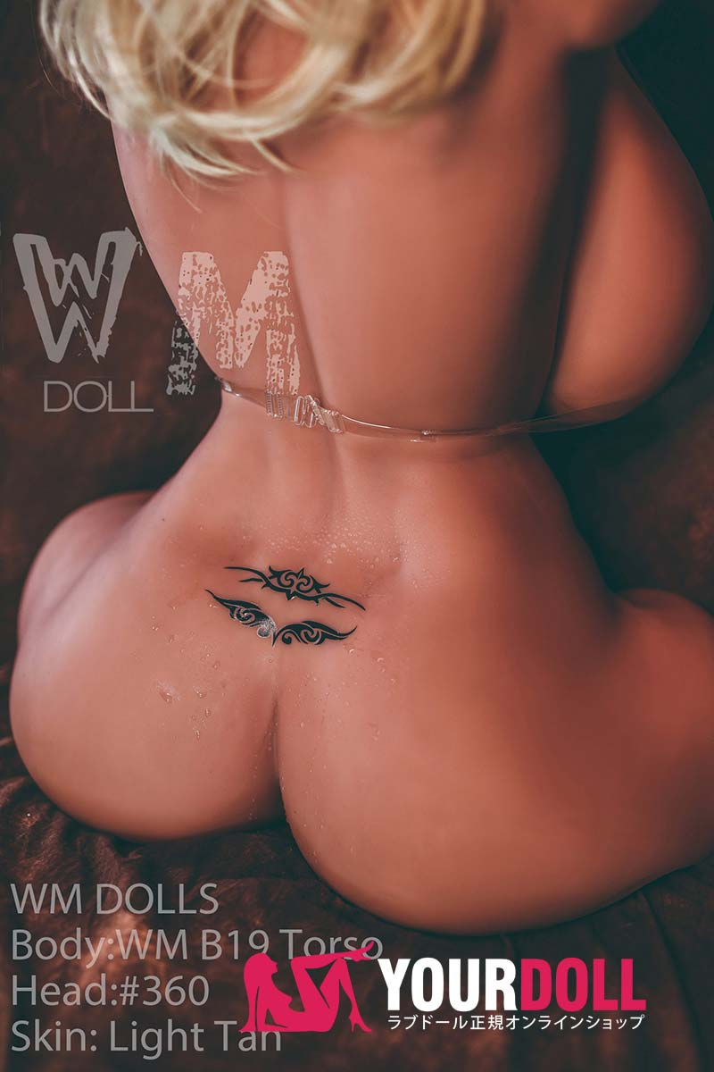 WM Dolls  Marfa  89cm  Sカップ #360 小麦肌 超 乳 ラブドール 熟女  トルソー