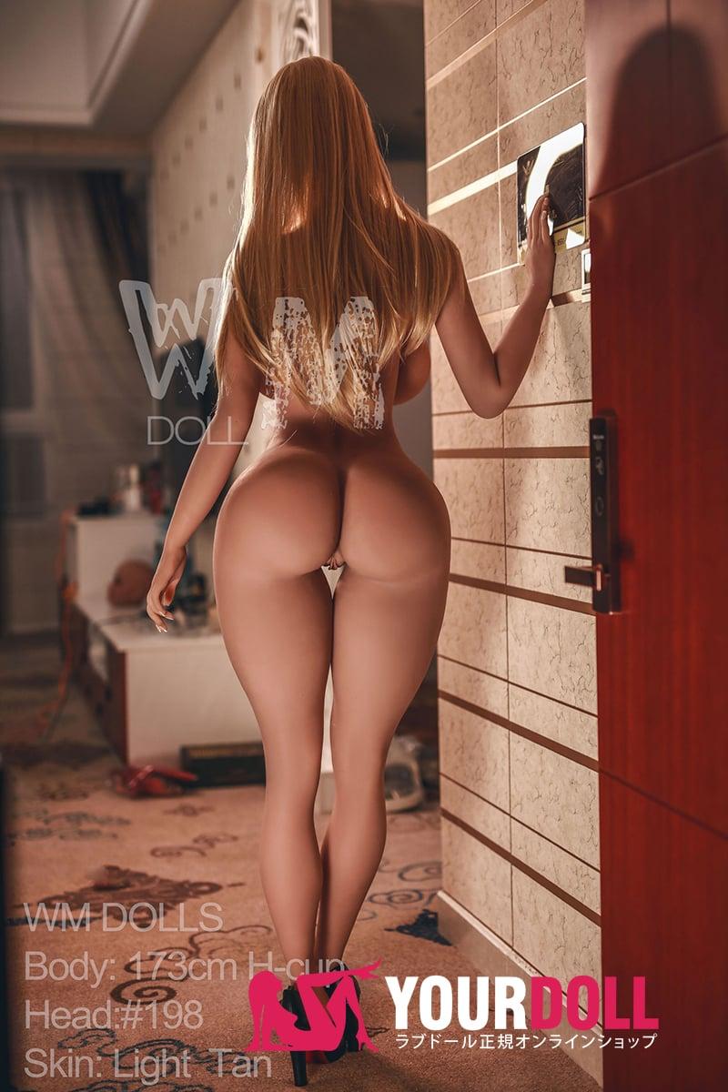 WM Dolls  Cecily 173cm  Hカップ  #198  小麦色  爆乳 ラブドール