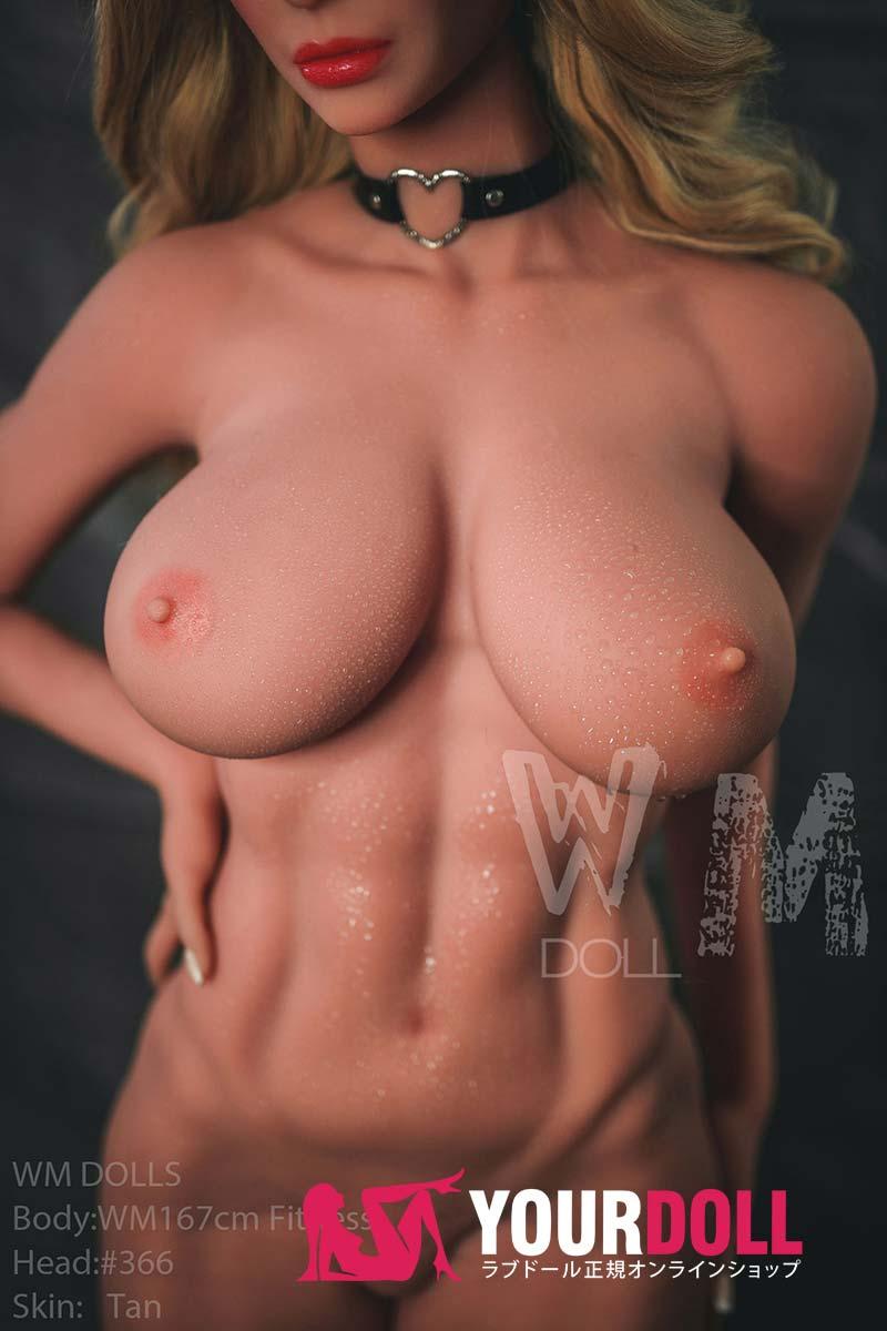 WM Dolls  Lovisa  167cm  Gカップ #366 ブラウン肌 爆乳 ダッチワイフ