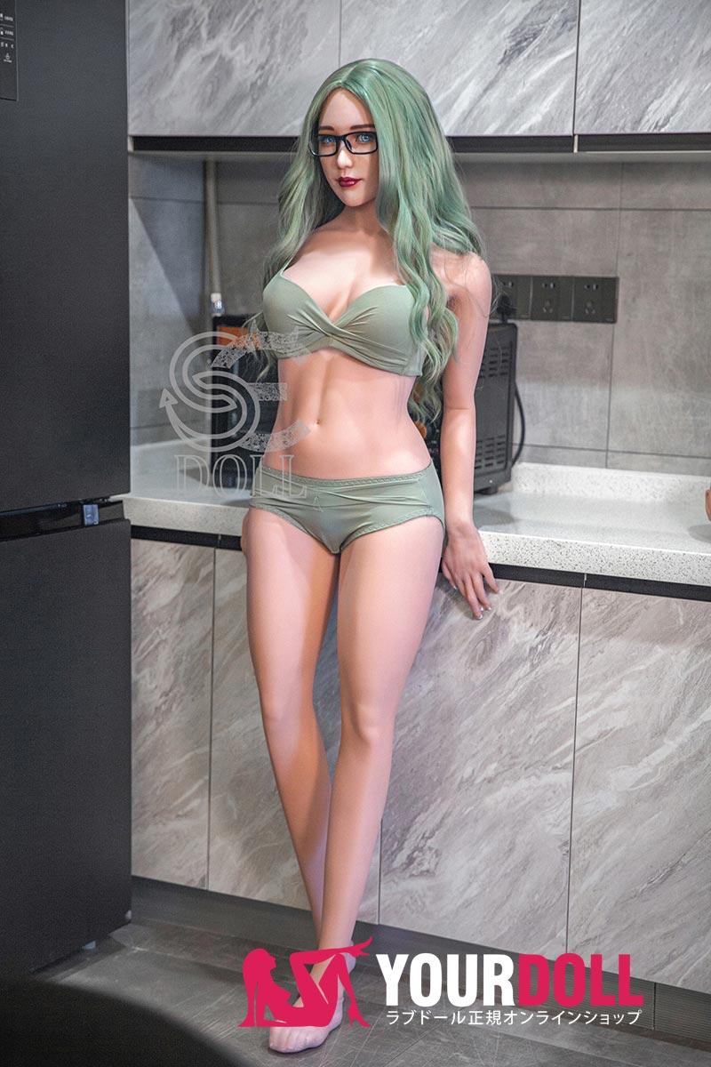SEDOLL  Gessica  163cm  Eカップ 小麦肌  sex doll  ダッチワイフ 人形(Sex Bot Doll )