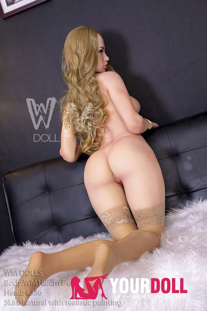 WM Dolls Calista 168cm Fカップ  #336 ノーマル肌  ラブドール 巨乳