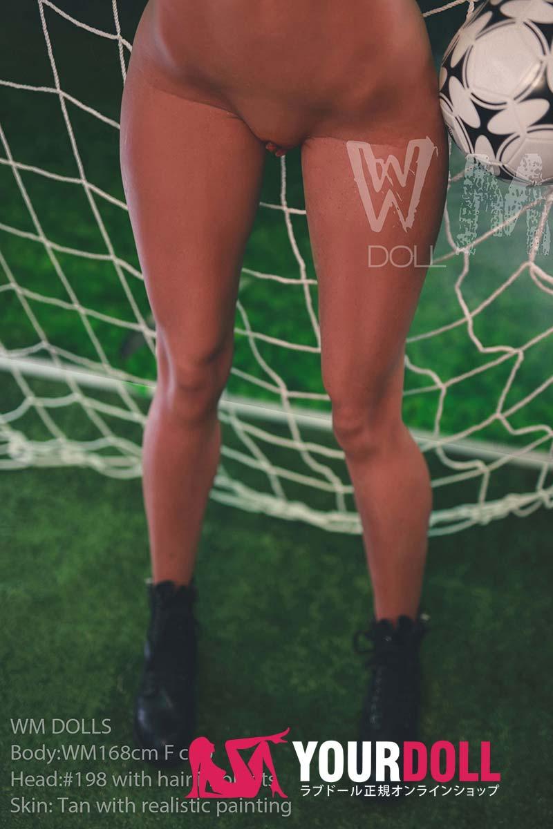WMDOLL Helana 168cm Fカップ  #198 ブラウン肌  ラブドール 巨乳