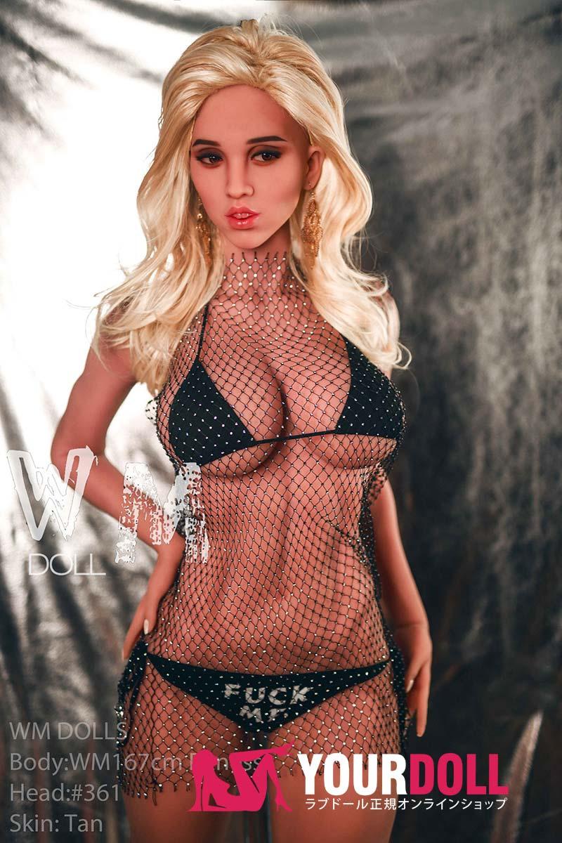 WM Dolls  Halye  167cm  Gカップ #361 ブラウン肌 爆乳 ダッチワイフ