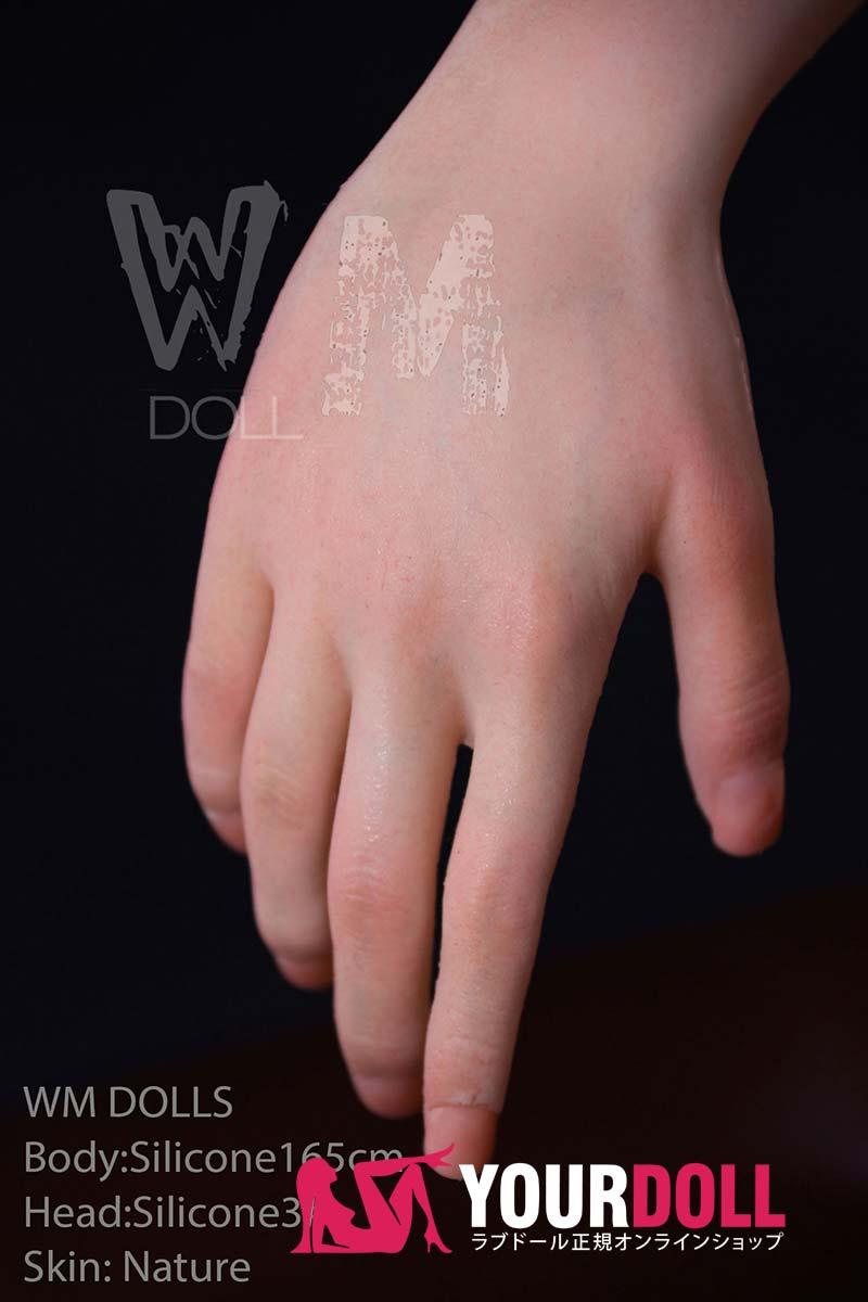 WM Dolls  雪菜 165cm  Fカップ #3  フルシリコンノーマル肌  セックス ドール
