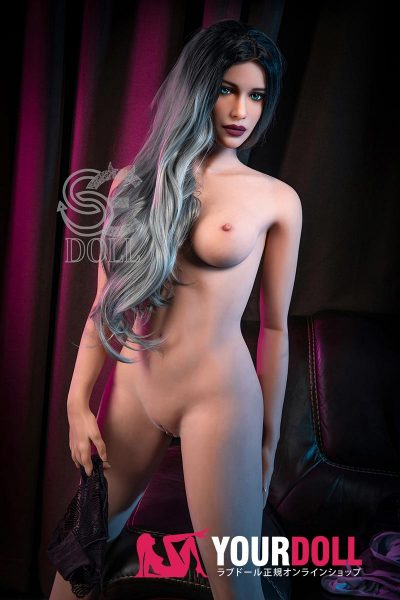 SEDOLL  Alex 163cm  Eカップ SE#090 小麦肌 女スパイ 巨乳スレンダー(Sex Bot Doll )