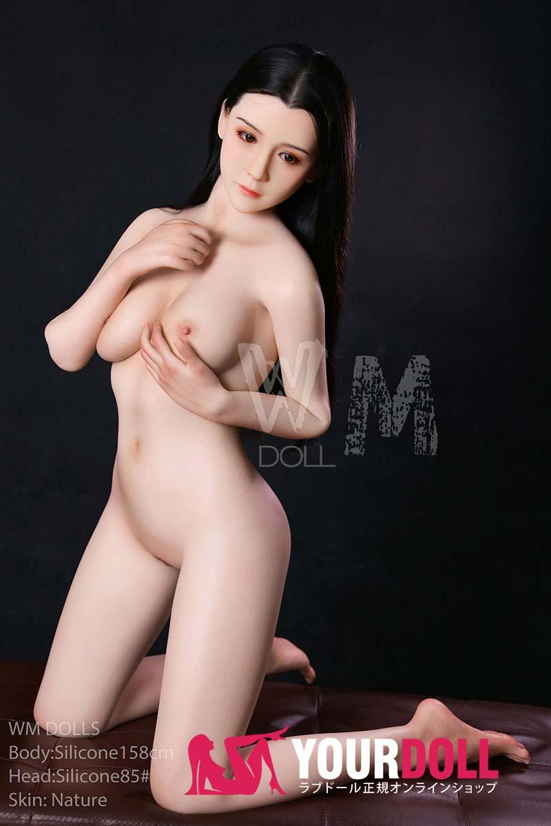 WM Dolls  和紗 158cm  Cカップ #85  フルシリコンノーマル肌  セックス ドール