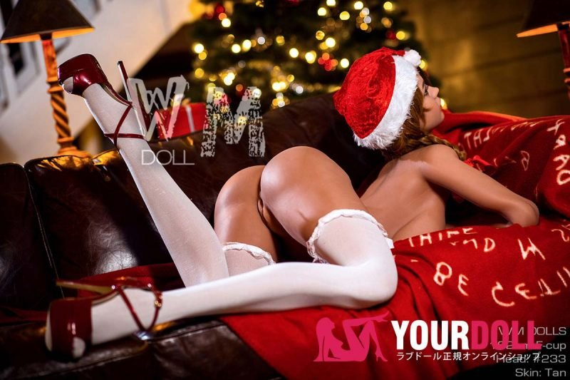 WM Dolls  Catherine 162cm  Fカップ  #233 ブラウン肌  クリスマスイヴ  欧米系 等身大ドール